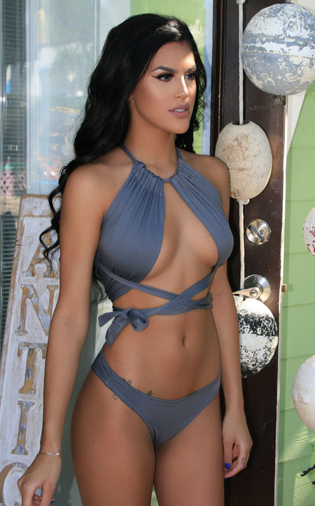 """MOONLIGHT"" Multi-Wear Bikini"