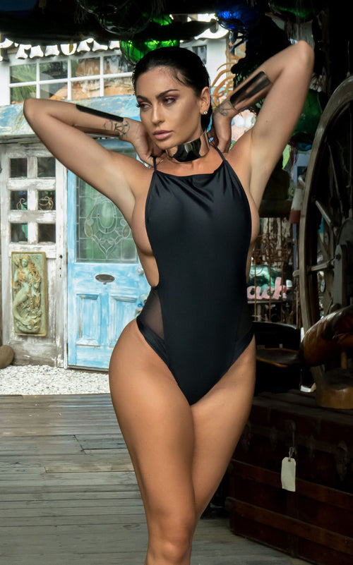 """HERA"" One Piece- BLACK"