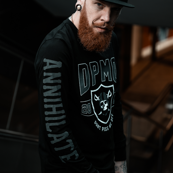 DPMO 'RAIDER' LONG SLEEVE