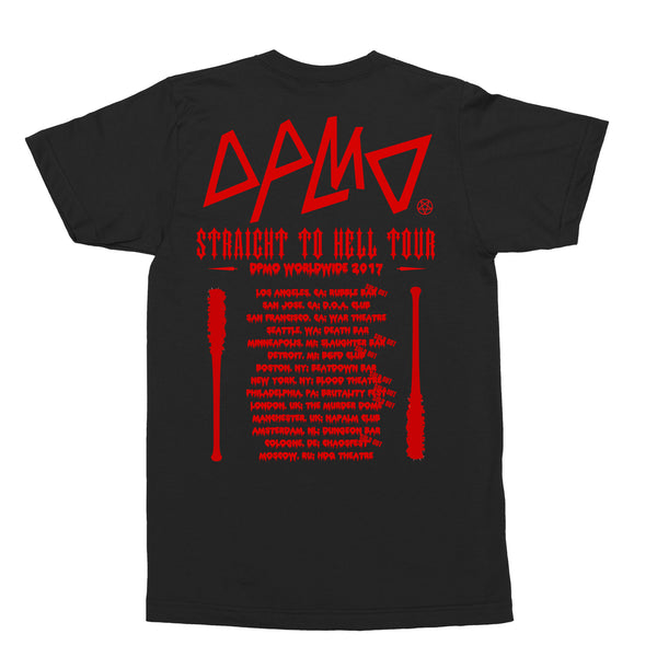 DPMO 'SLAYED' T-SHIRT