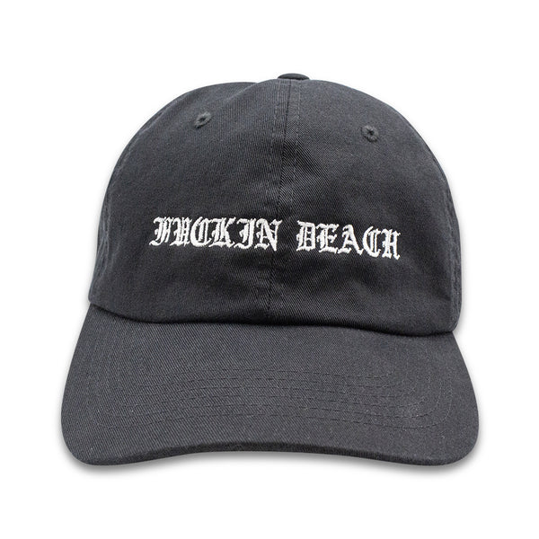 FUNTCASE 'DEATH' DAD HAT
