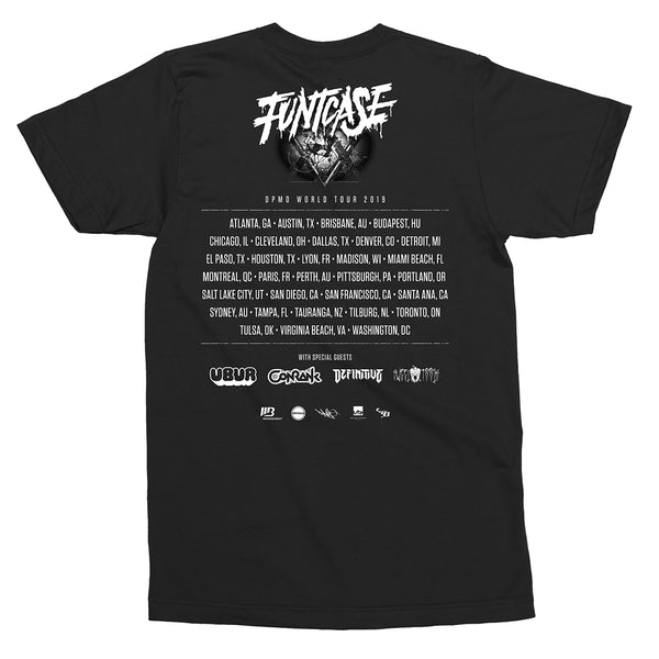 Funtcase 2019 Fall Tour Tee