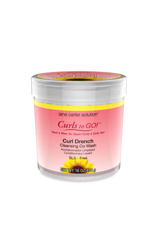 CURL DRENCH™ Cleansing Co-Wash Conditioner Jane Carter Solution