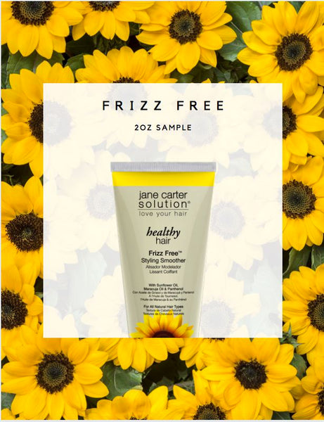 FRIZZ FREE™ Styling Smoother Style Jane Carter Solution 2 OZ