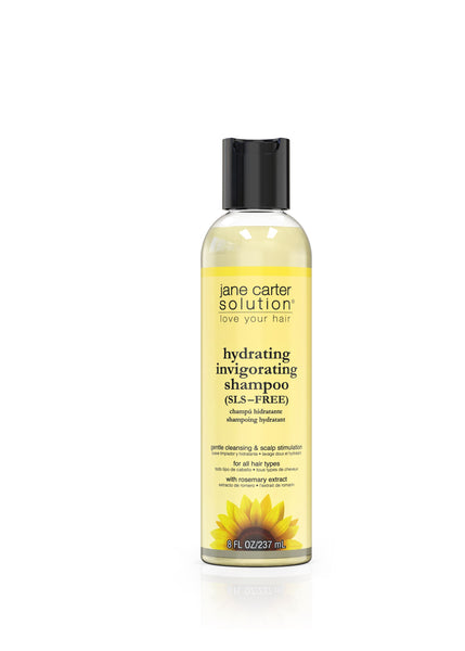 HYDRATING INVIGORATING SHAMPOO™ (Sulfate-Free) Cleanser Jane Carter Solution
