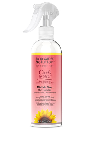 MIST ME OVER™ Curl Hydrator Nourish Jane Carter Solution