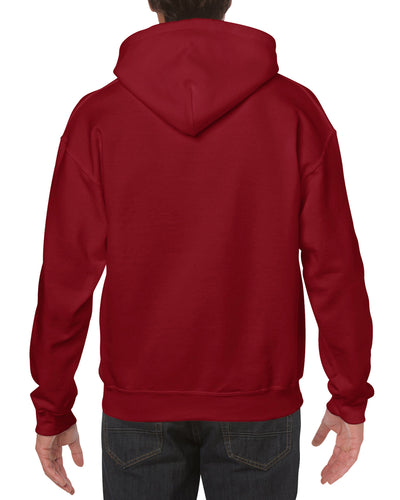 Custom Small Hoodie (Gildan 18500 Cardinal Red)