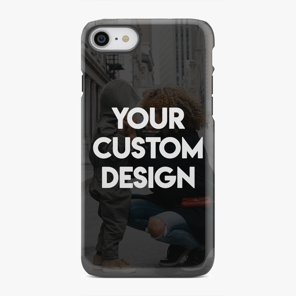 Custom iPhone 7 Extra Protective Bumper Case
