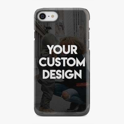Custom iPhone 8 Extra Protective Bumper Case