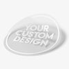 "Custom 2"" x 2"" Sticker (clear)"