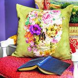 "26"" Inches Faux Linen Photo Pillow"