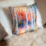 20 x 14 Inches Cotton Twill Photo Pillow