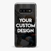 Custom Galaxy S10 Plus Extra Protective Bumper Case