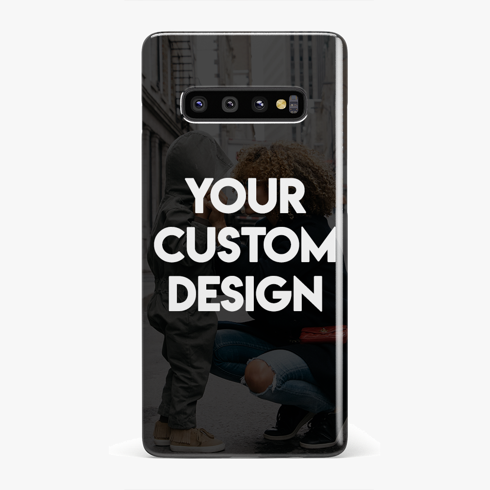 Custom Galaxy S10 Plus Slim Case