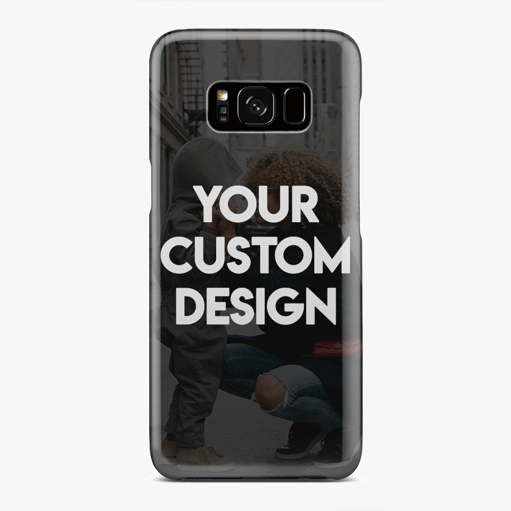 Custom Galaxy S8 Slim Case