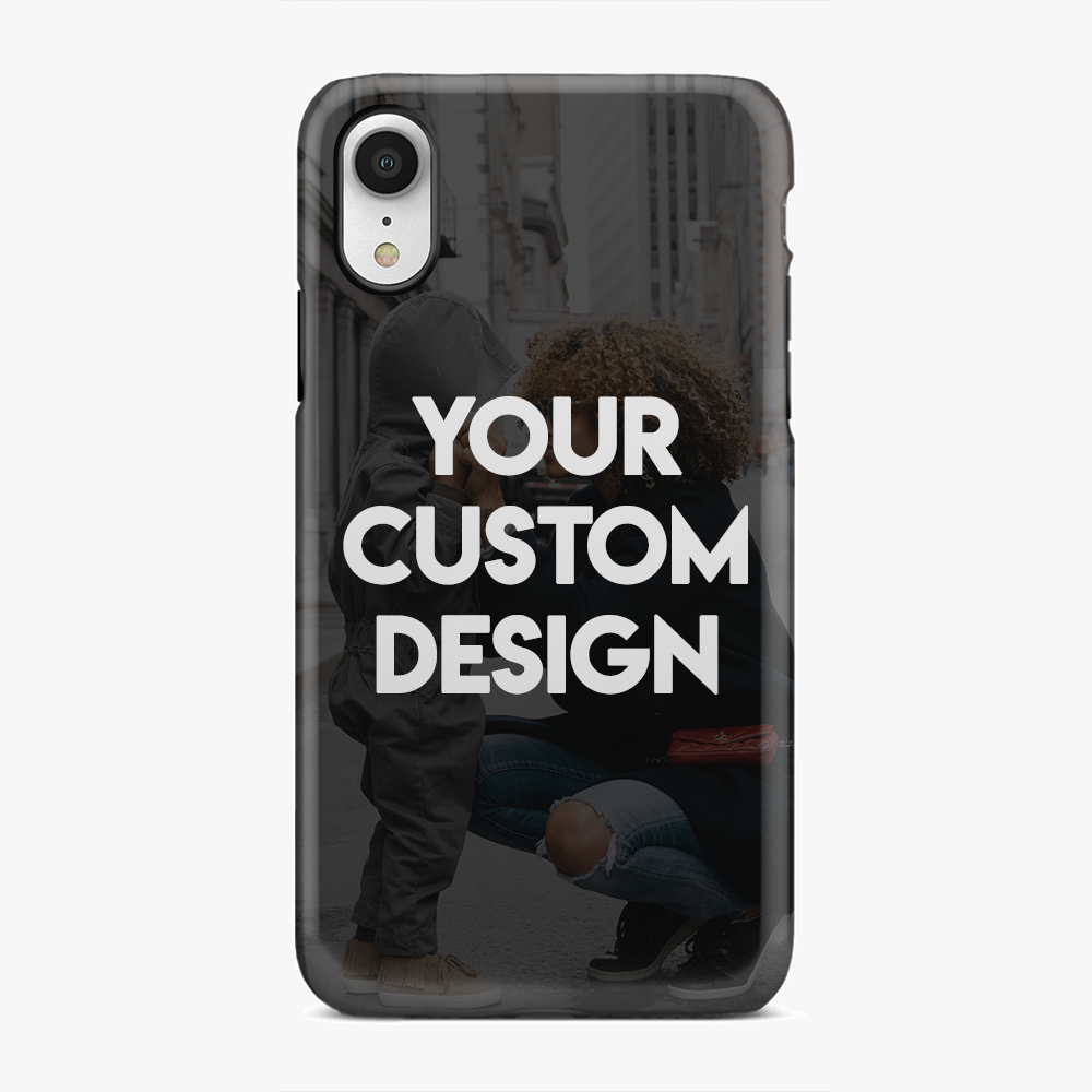 Custom iPhone XR Extra Protective Bumper Case