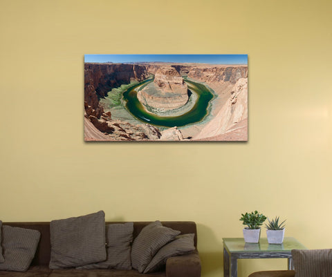 "Grand Canyon, Arizona (10"" x 20"") - Canvas Wrap Print"
