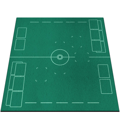 "Pokemon TCG Two-Player Battle Mat (25"" x 26"")"