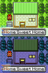 "Pokemon (Gen II), ""Home Sweet Home"" - 18"" x 24"" Doormat Welcome Floormat"