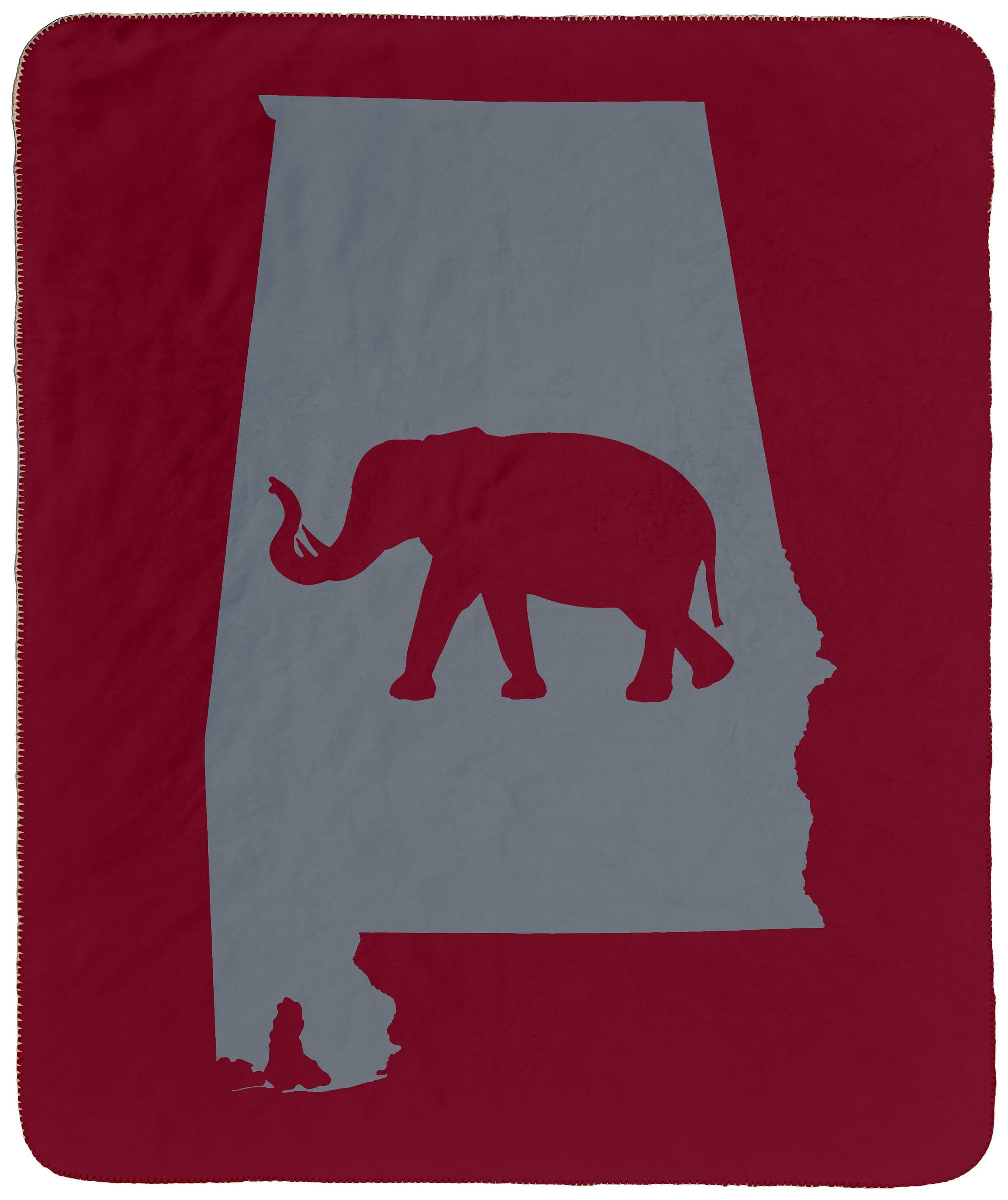 Alabama Tide - Throw Blanket