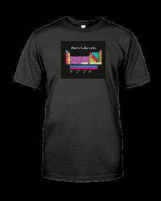Periodic Table, Unisex T-Shirt
