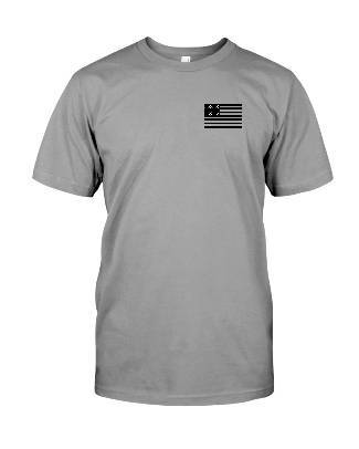 American Flag - Abe Lincoln Quote, Unisex T-Shirt - Any Color Shirt Available