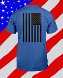 Party Washington, American Flag Unisex T-Shirt - Any Color Shirt Available