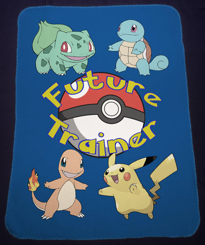 "Future Trainer Baby Blanket 30"" x 40"" Polar Fleece Mini Blanket"