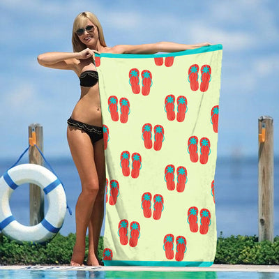 Sandle Beach Towel