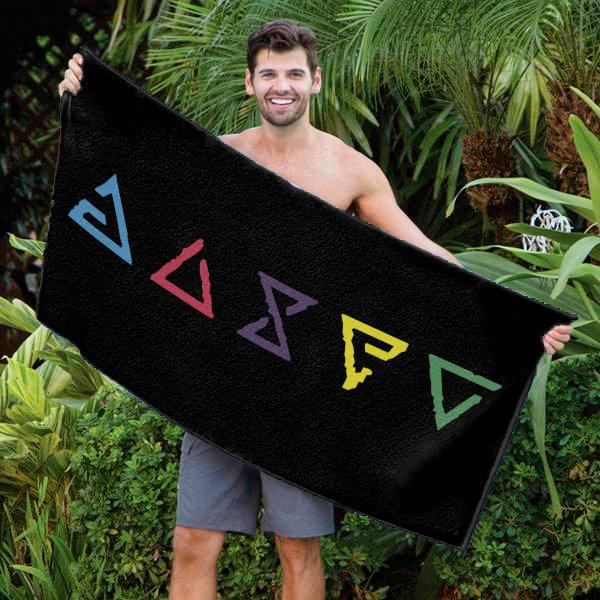 "Witcher 30"" x 60"" Microfiber Beach Towel"