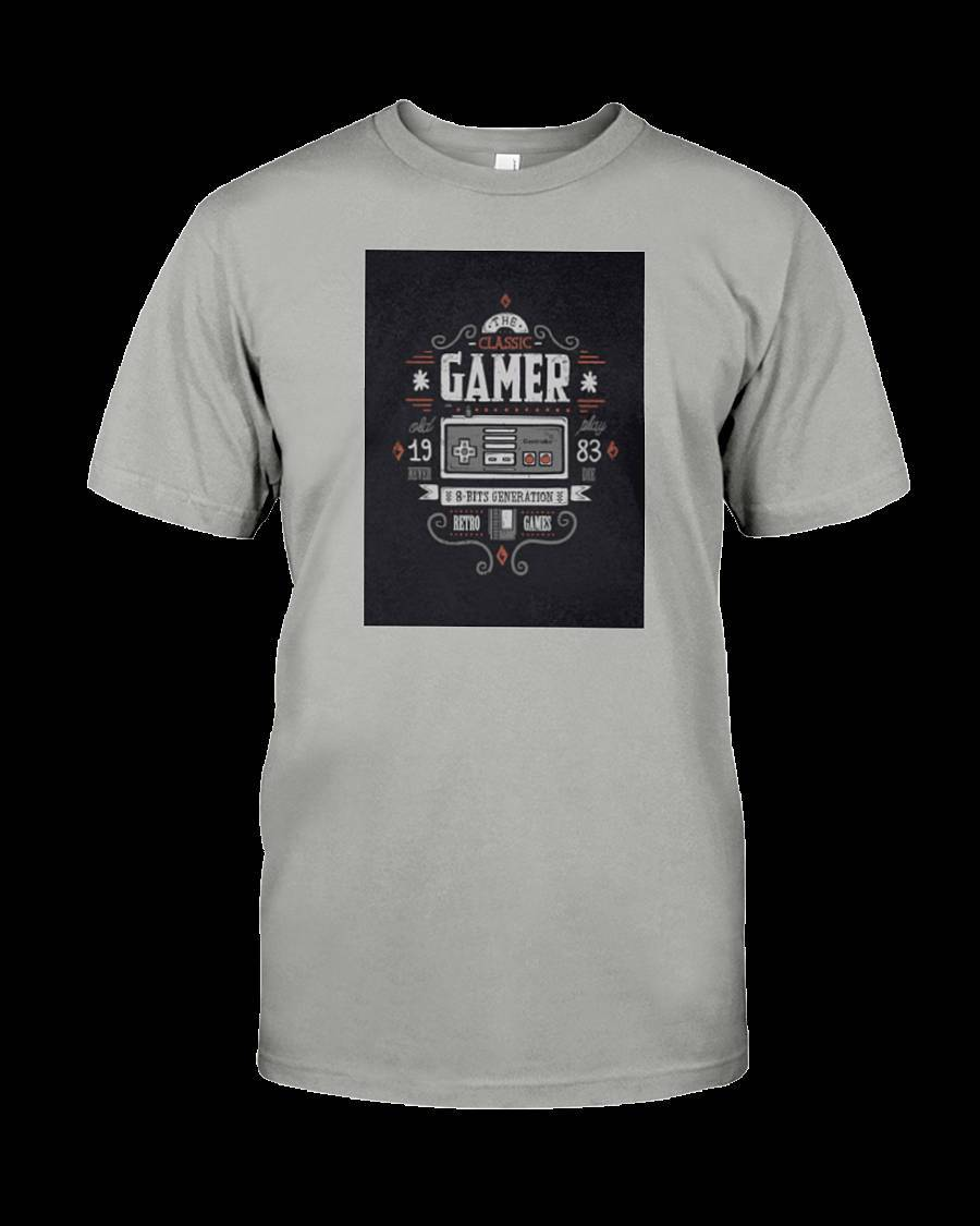 Retro Gamer, Unisex T-Shirt