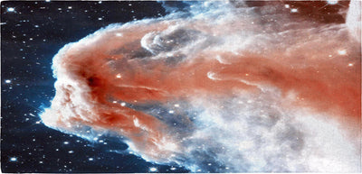 The Horsehead Nebula - Microfiber Beach Towel