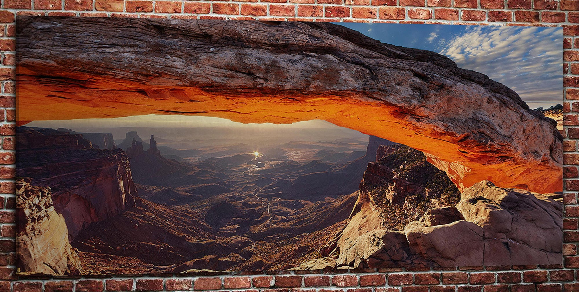 "Canyonlands National Park (32"" x 48"") - Canvas Wrap Print"