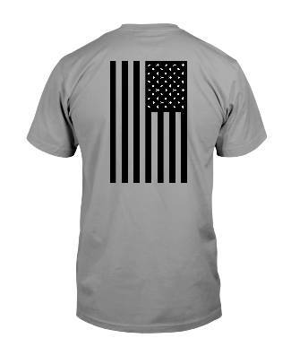 American Flag - FREEDOM, Unisex T-Shirt - Any Color Shirt Available