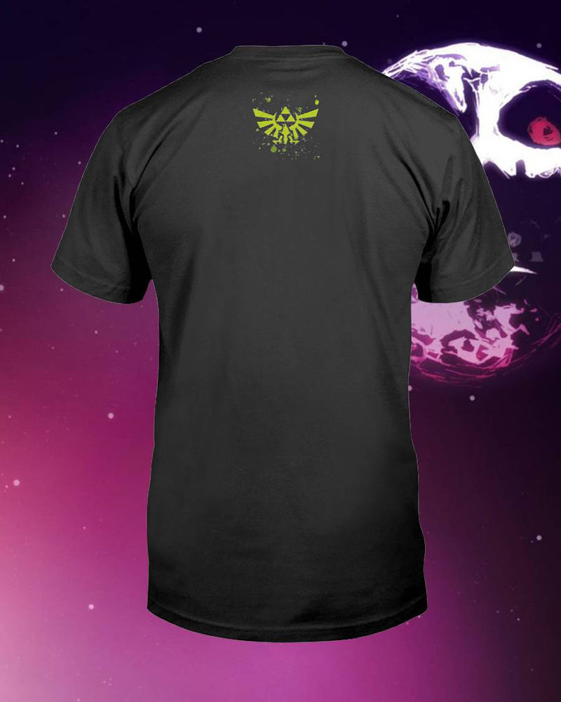 Legend of Zelda Majora's Mask, Triforce, Unisex T-Shirt