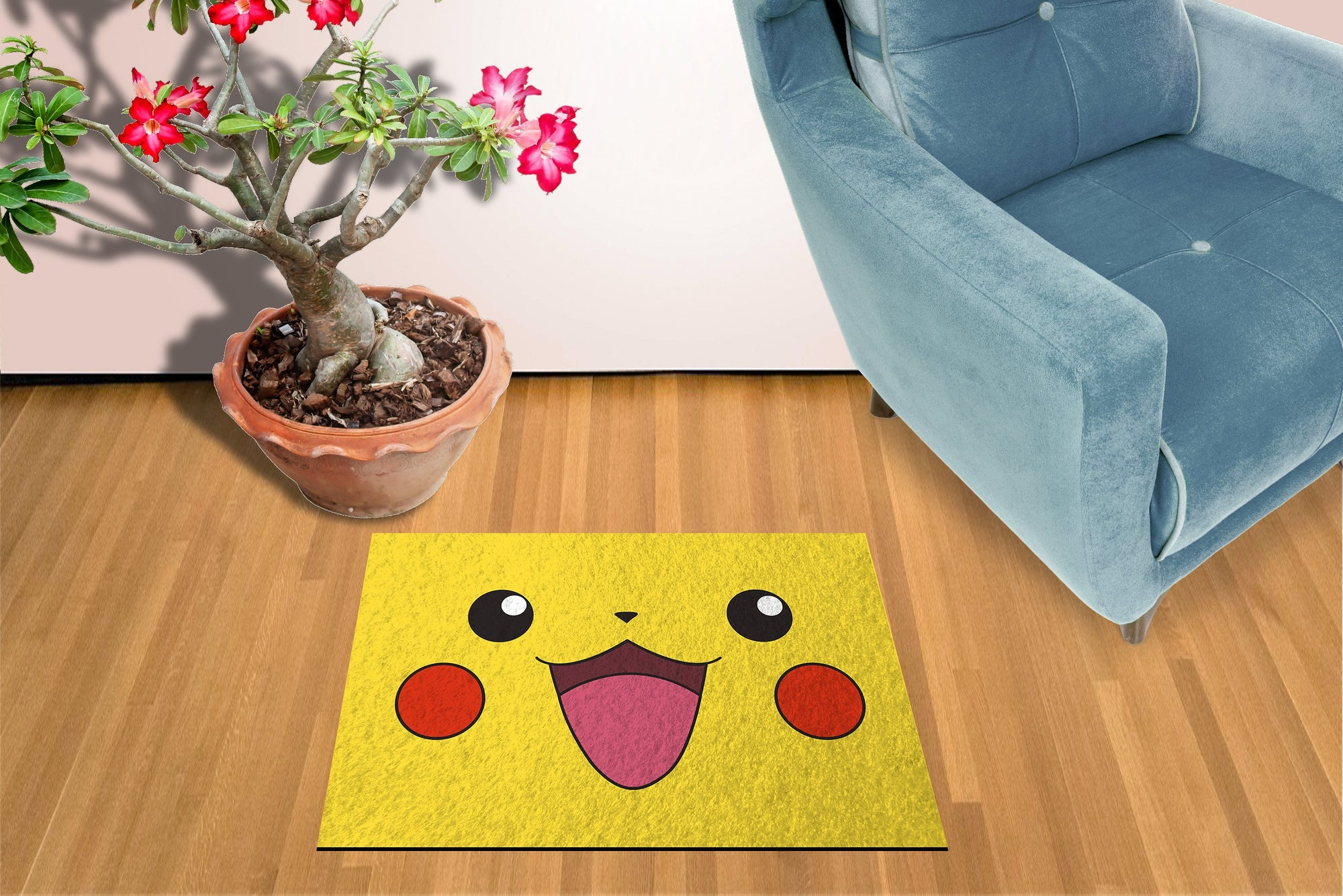 Pikachu Pokemon - Doormat Welcome Floormat