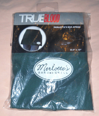 True Blood HBO Series Merlottes Bar & Grill Small Apron