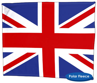 British Flag Throw Blanket / Tapestry Wall Hanging