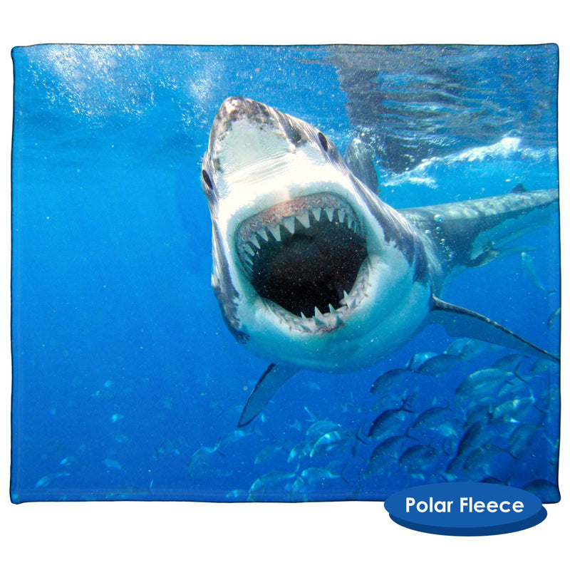 Shark Throw Blanket / Tapestry Wall Hanging