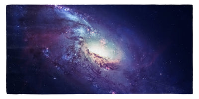 "Spiral Galaxy 30"" x 60"" Microfiber Beach Towel"