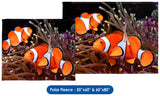 Clownfish in an Anemone - Throw Blanket / Tapestry Wall Hanging