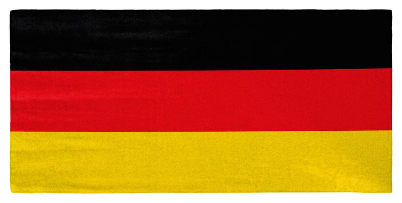 "German Flag 30"" x 60"" Microfiber Beach Towel"