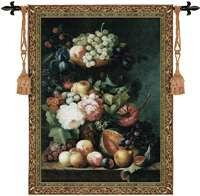 "Fruit Medley - 43""x53"" Tapestry Wall Hanging"
