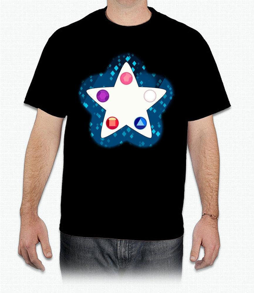 Crystal Gem Star – Unisex T-Shirt