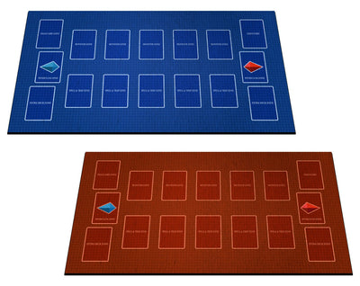"YGO TCG One-Player Battle Mat (25"" x 13"")"
