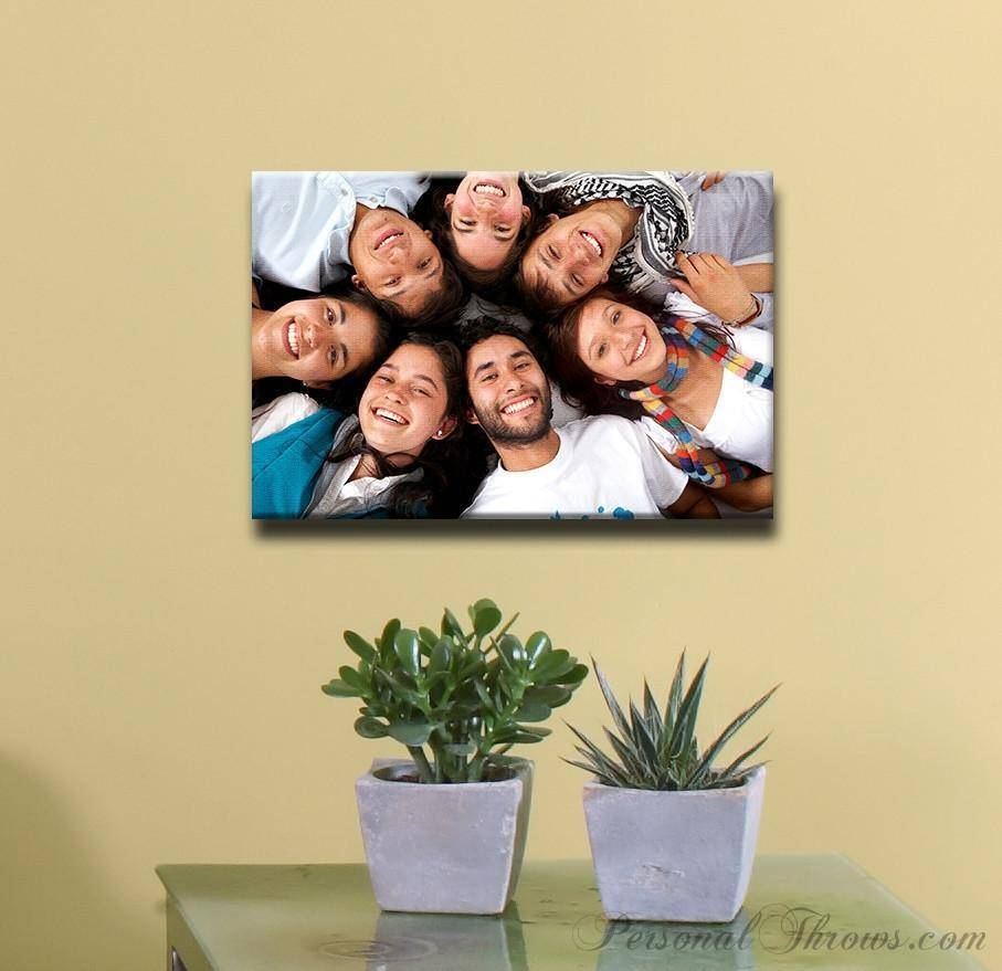 "11"" x 14"" x 1.5"" Photo Canvas"