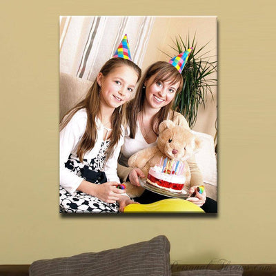 "Photo Canvas - 16"" X 20"" X 0.75"" Photo Canvas"
