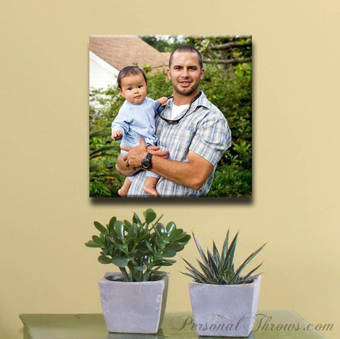 "Photo Canvas,Other Products - 11"" X 11"" Photo Canvas"