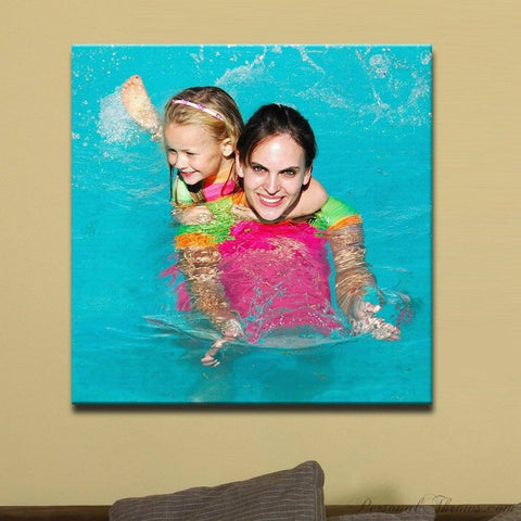 "Photo Canvas,Other Products - 24"" X 24"" Photo Canvas"