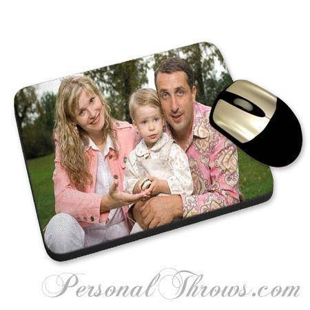 Photo Home & Office,Valentine's Day Gifts,Other Products,Holiday Gifts - Personalized Photo MousePad